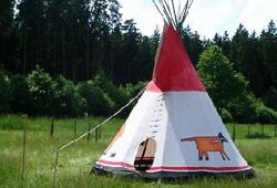 Týpí - Indiánské stany