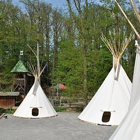 Týpí - Indiánské stany - InDios historické stany