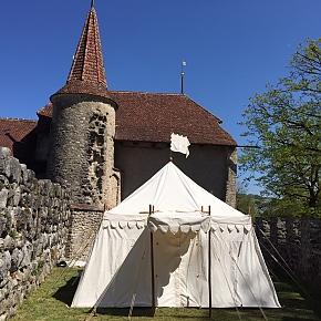 Lancknecht - InDios historické stany